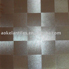 Glazed Metal Floor TIles