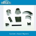 Custome shaped magnets /dysmorphism mangent