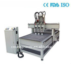 Multi Spindle Simple ATC CNC Router TSW1325S