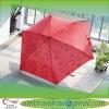 "21""*6K Red Maple Leaf promotion gift umbrella SH-AU833"