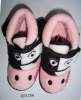 plush children slippers