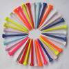 Custom Colored Bulk Plastic Golf Tees T162