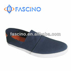 China Cheap Casual Canvas Shoes Flat For Sale