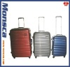 100% pure PC trolley luggage