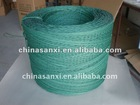 multi-color and full diameter twisted paper carrier rope