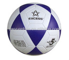 Logo soccer PVC ball,personalized soccer,football 2012