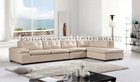 Modern Furniture european style leather sofa set GU876