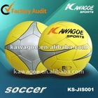 Hand Stitched Match Soccer Ball007