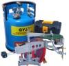 Oxy-gasoline cutting torch
