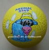 Inflatable Rubber Playground Ball