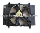 Nissan Tiida condenser fan