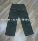 Working pants Dupont Teflon coating UV 50