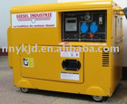 small air-cooled diesel generator set2kw-24kw