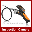 Wireless 720P HD Inspection Camera with 3.5 Inch Detachable LCD Color DVR Monitor