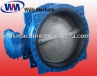 OEM precision butterfly valve body casitng