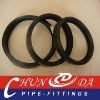 Concrete pump sealing rings (6'',rubber,without lip)