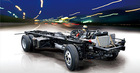 Dongfeng Bus Chassis