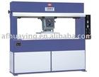 Precise four-column travelling head hydraulic die cutting machine