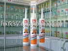 HX-5688 High Quality Acetic Silicone Sealant