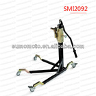Motorcycle frame stand-fit for most motorcycl,central lift stand.,dolly system