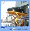 scissor car parking lift with 3500kgs