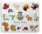 Amimal Puzzle Sticker
