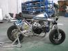 MOTORCYCLE MUFFLER