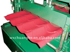 Glaze tile roll forming machine