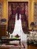 Viscose chenille jacquard sofa fabric