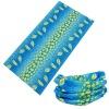 printed multi tube bandana