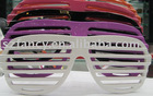 Shutter Shades Style Sunglasses