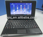 7 inch android 4.0 laptop with via cpu