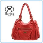Red women fashion bags ,hot sale in russia top online store