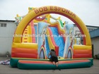 Spongebob inflatable slide