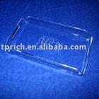 Clear acrylic service trays