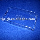 Clear acrylic service trays