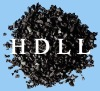 Nut shell activated carbon for oil removel