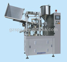 soft tube filling and sealing machine for different size of bottle