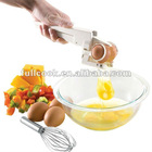 As Seen On TV! Newest Egg Cracker with Yolk Separator