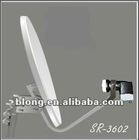 2012 hot selling LNB ku band for satellite receiver AZ box S810b,EVO,S900,S930,S2S