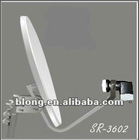 2012 hot selling LNB ku band for satellite receiver AZ box S810b,EVO,S900,S930,S2S