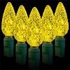 35L Christmas light C6 LED string