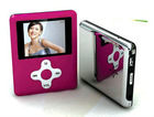 "3th Generation nano-style MP4/MP3 Player with 1.8"" Screen, FM Radio & 5 pin i Pod Dock Connector"