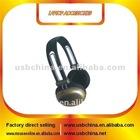 Fashion folding stereo headphone