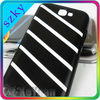 Colorful stripe case for Galaxy Note2 N7100