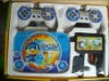 Wonderful ! funny! 8 bit tv game console