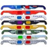 best promotional red green 3d glasses