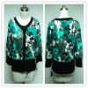 2012 new design ladies knitted sweater