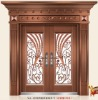cheap Imitate Copper Door