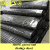 HDPE green roof drainage sheet